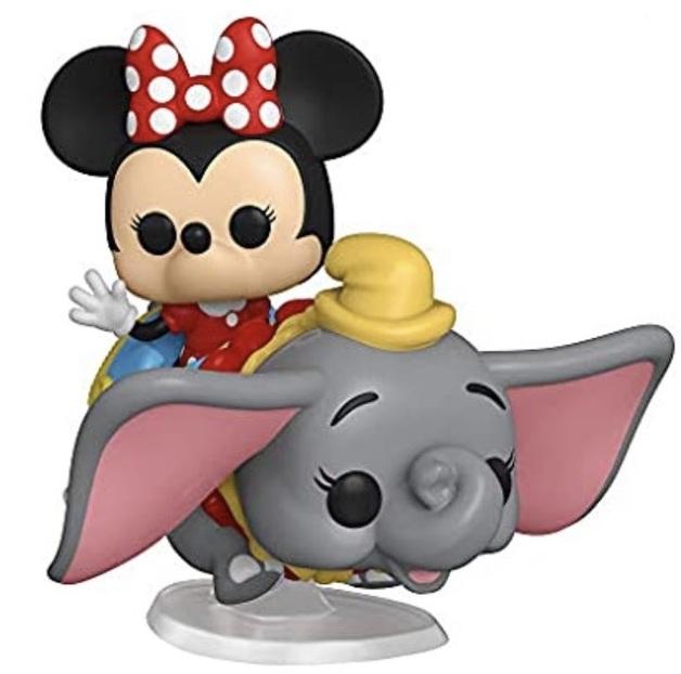 Disneyland: Minnie in Flying Dumbo - Pop! Ride Figure