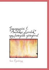 Somogyvairi I. a Amerikai Leveleka Egy Hosszabb Zairsza3val by Imre SzAcchAcnyi image
