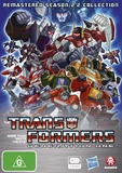 Transformers Generation One Remastered - Season 2.2 Collection on DVD