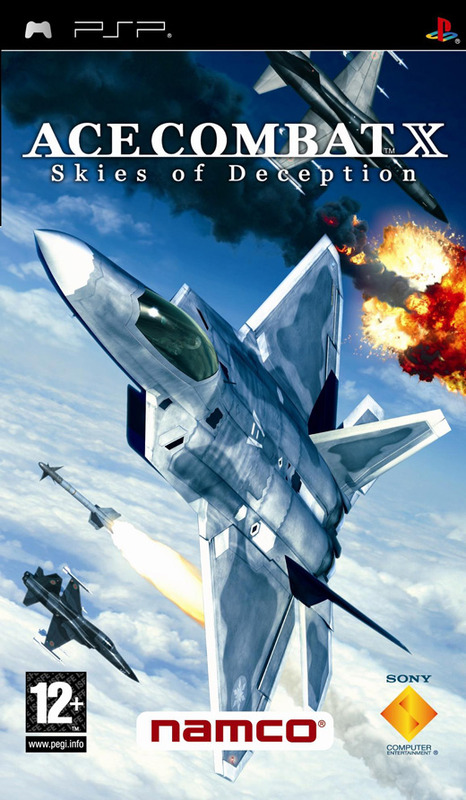 Ace Combat X: Skies of Deception (Essential) for PSP