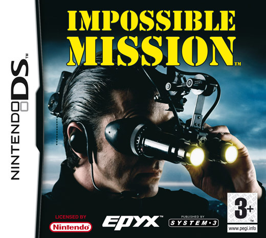 Impossible Mission for Nintendo DS