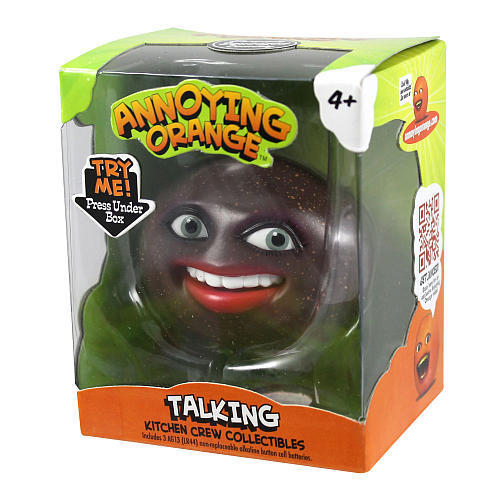 Annoying Orange Talking Figure - Passion Fruit (wave 1)