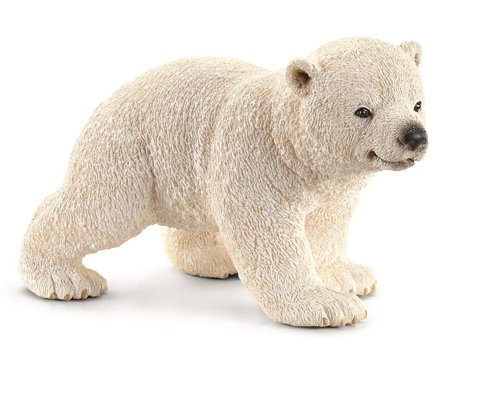 Schleich: Polar Bear Cub Walking image