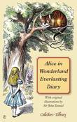 Alice in Wonderland Everlasting Diary by Lewis Carroll