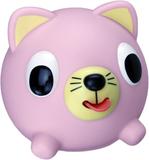 Jabber Ball: Pink Cat - Large