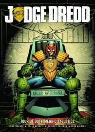 Judge Dredd Tour of Duty by John Wagner