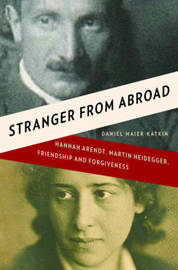 Stranger from Abroad by Daniel Maier-Katkin image