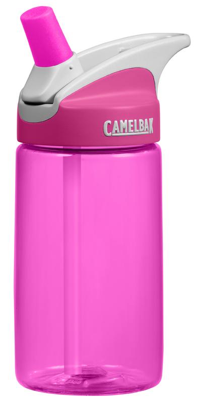 Camelbak Eddy Kids Bottle - Pink (.4L)