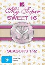 My Super Sweet 16 - Seasons 1 And 2 (2 Disc Set) on DVD