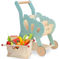 Le Toy Van: Shopping Trolley Roleplay Set