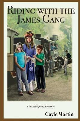 Riding with the James Gang by Gayle Martin image