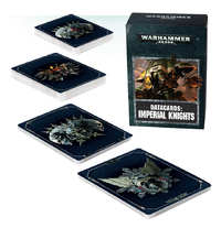 Warhammer 40,000 Datacards: Imperial Knights image