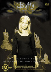 Buffy The Vampire Slayer Season 2 Vol 2 Collection on DVD