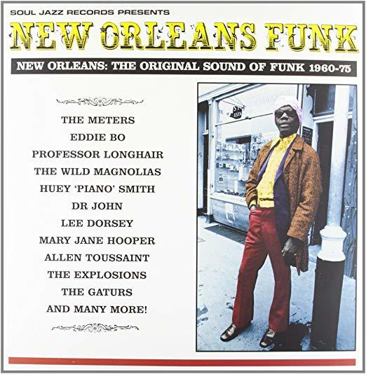 New Orleans Funk Vol.1 by Various Artists