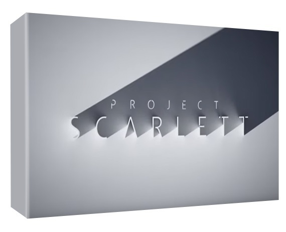Project Scarlett Console for Xbox One image