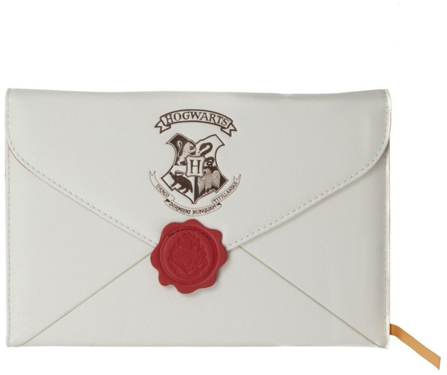 Harry Potter: Travel Journal Letter Wallet