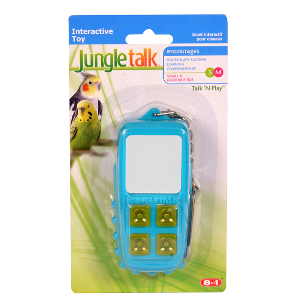 Jungle Talk: Talk N Play Small/Medium