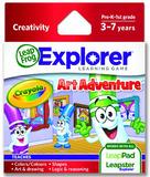 LeapPad Explorer Games - Crayola Art Adventure