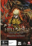 Hellsing Ultimate Collection 2 on DVD