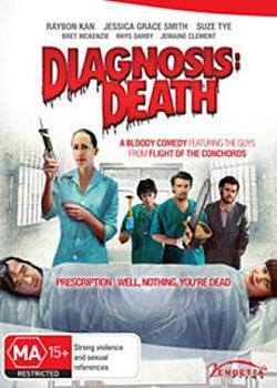 Diagnosis Death on DVD