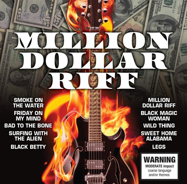 Million Dollar Riff (3CD) by Various