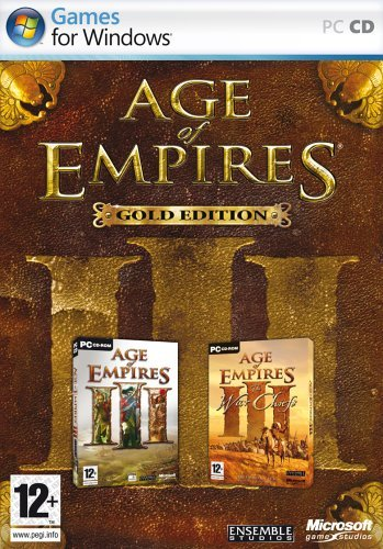 Age of Empires III: Gold Edition for PC Games