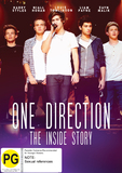 One Direction: The Inside Story DVD