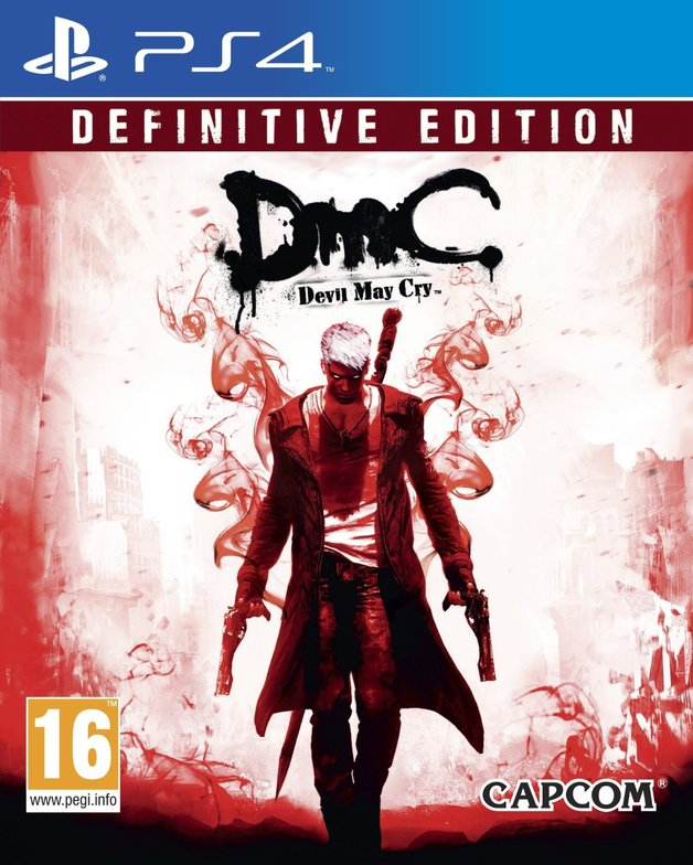 DmC: Definitive Edition (Devil May Cry) for PS4