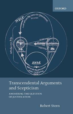 Transcendental Arguments and Scepticism by Robert Stern image