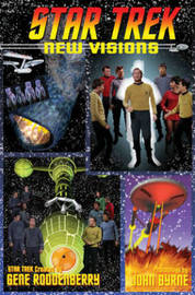 Star Trek New Visions Volume 2 by John Byrne image