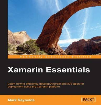 Xamarin Essentials by Mark Reynolds image