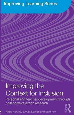 Improving the Context for Inclusion by S.M.B. Davies image