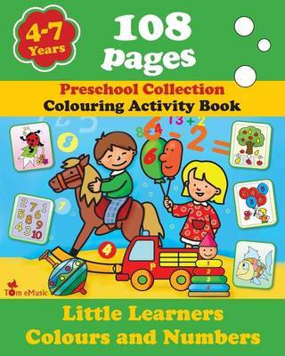 Little Learners - Colors and Numbers by Preschool Collection
