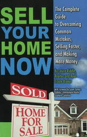 Sell Your Home Now by Laura Riddle image