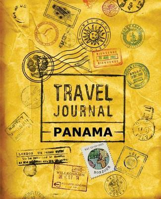 Travel Journal Panama by Vpjournals
