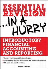 Introductory Financial Accounting and Reporting by Barry Smith