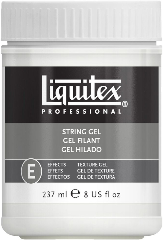 Liquitex: String Gel Effects Medium (237ml)