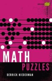 Brain Aerobics Math Puzzles by Derrick Niederman