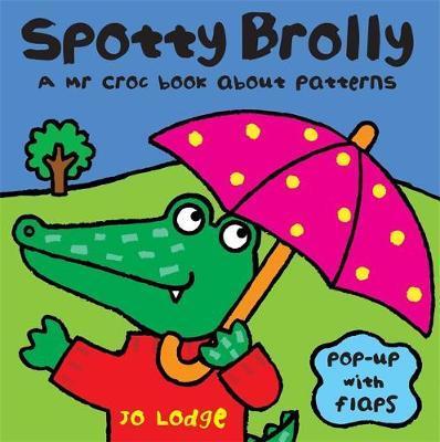 Spotty Brolly by Jo Lodge