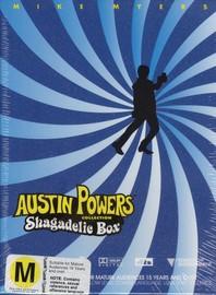 Austin Powers Triple Pack - Threesome on DVD