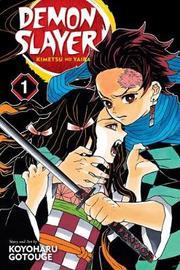Demon Slayer: Kimetsu no Yaiba, Vol. 1 by Koyoharu Gotouge