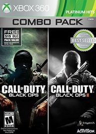 Call of Duty: Black Ops 1 & 2 for Xbox 360