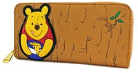 Loungefly: Winnie the Pooh - Pooh in Tree Zip-Around Wallet