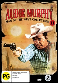 Audie Murphy Collection II on DVD