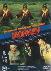 Monkey - Vol 2 on DVD