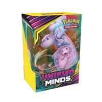 Pokemon TCG: Unified Minds Bonds Build & Battle Box