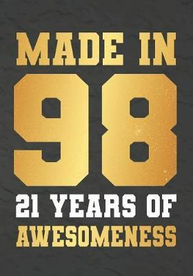 Made In 98 21 Years Of Awesomeness by Omi Kech image