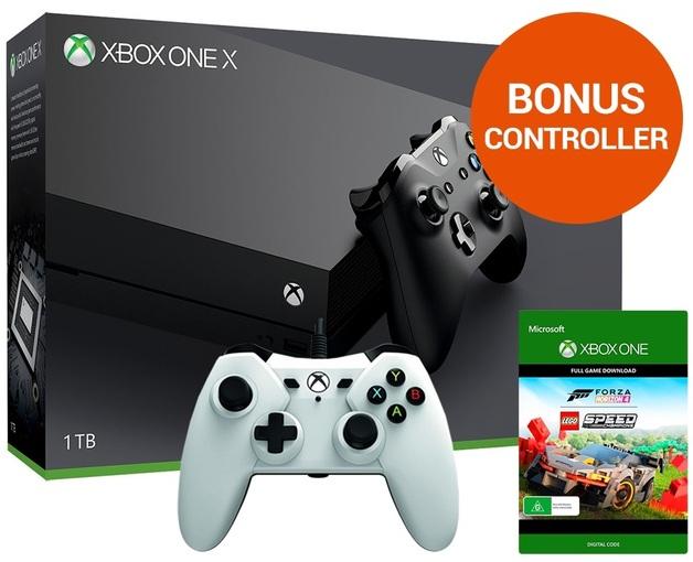 Xbox One X Forza Horizon 4 LEGO Speed Champions Console Bundle for Xbox One