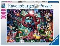 Ravensburger: 1,000 Piece Puzzle - Most Everyone is Mad