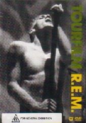 REM - Tour Film on DVD